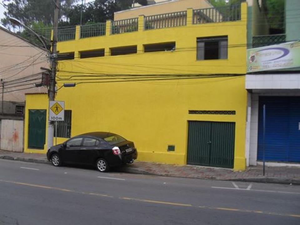 Casa da Avenida Castro Alves já preparada para a Copa do Mundo